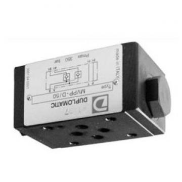 Atos Hydraulic Safety  valve DKU-1750/2/F1/NO/24 CETOP 5 NG10 F1 PROXIMITY