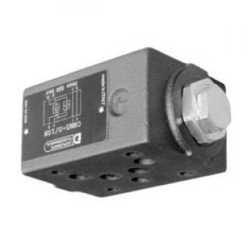 """Bucher 3/4"""" BSP, 100 l/min Hose-Reel Monoblock Valve without Flow Control HDM25"""