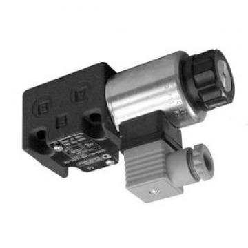 Galtech Hydraulic Double Acting Lever Monoblock Valve 3 Position Spring Return