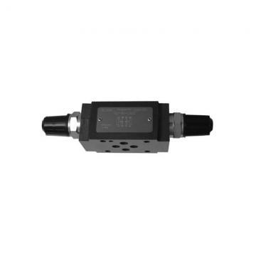 Hydraulic Monoblock Valve 1 Bank 1/2 BSP 50 l/m D/Acting 3 Pos Detent, Flow Cont