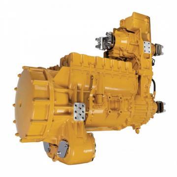 Genuine Parker/JCB 3CX TWIN POMPA IDRAULICA 333/G5390 36 + 29cc/rev. MADE in EU