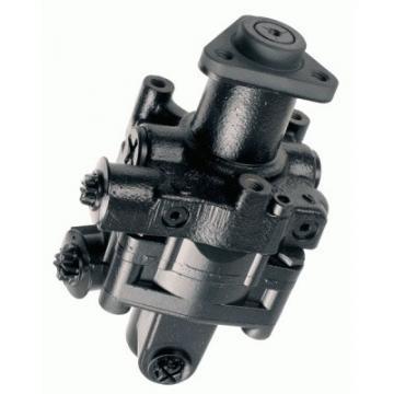 FORD 5610,6610,7610 ausiliari motore montato TUBI OLIO POMPA IDRAULICA