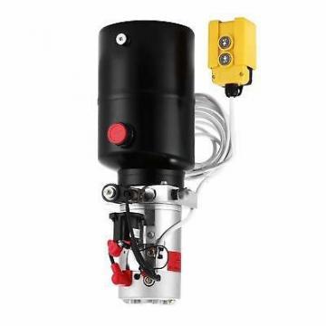 400/690 Volt, 4 Kw Motore Gruppo Idraulico, Pompa Idraulica Senza Vaschetta Olio
